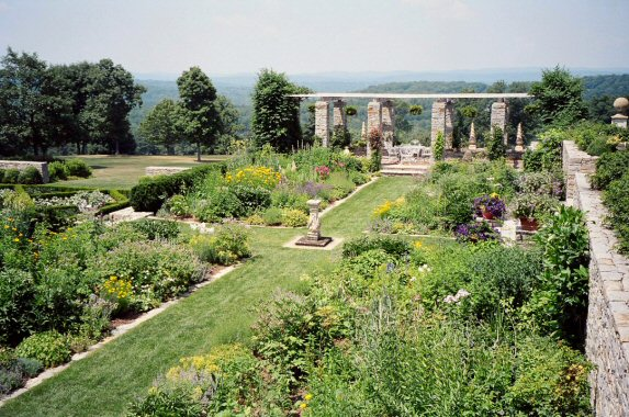 Maywood Formal Perennial Gardens